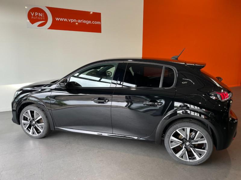 Peugeot 208 1.5 BLUEHDI 100CH E6.C GT LINE S&S 5P  occasion à Foix - photo n°2