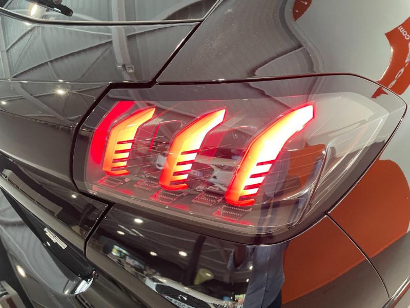 Peugeot 208 1.5 BLUEHDI 100CH E6.C GT LINE S&S 5P  occasion à Foix - photo n°6
