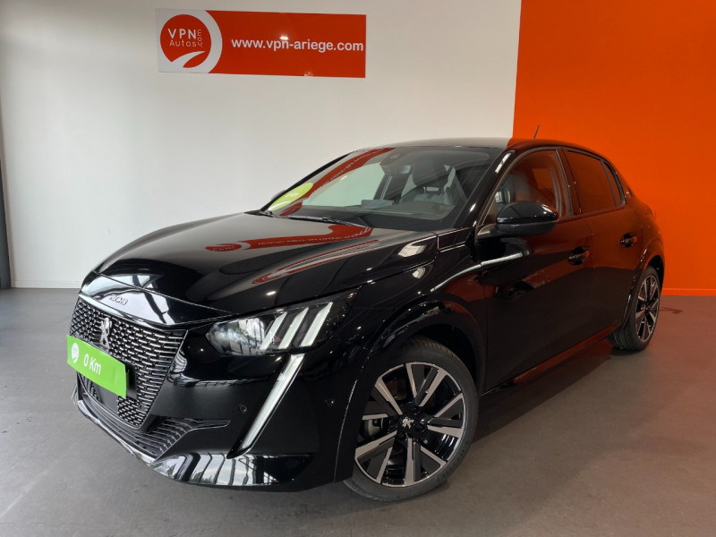 Peugeot 208 1.5 BLUEHDI 100CH E6.C GT LINE S&S 5P  occasion à Foix