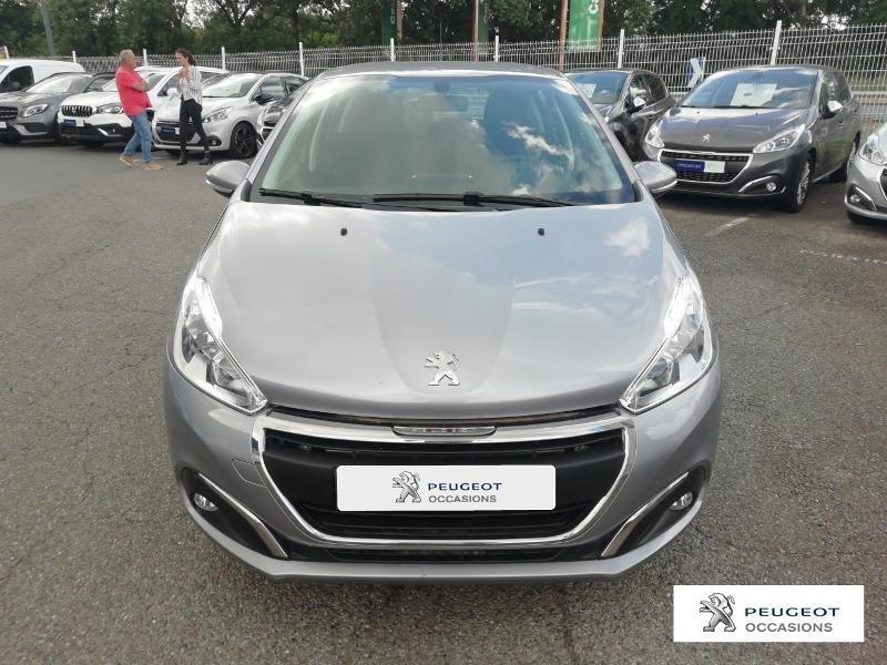 Peugeot 208 1.5 BlueHDi 100ch S&S Active Gris occasion à MAZAMET - photo n°13