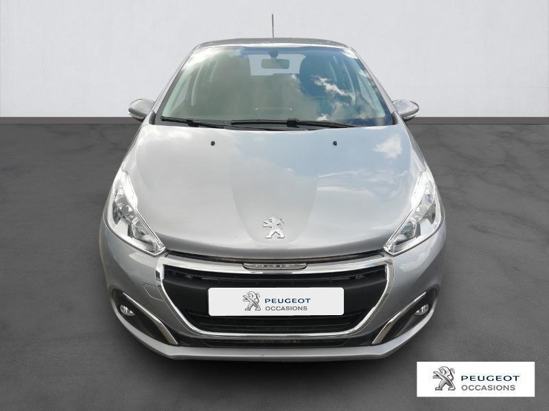 Peugeot 208 1.5 BlueHDi 100ch S&S Active Gris occasion à MAZAMET - photo n°2