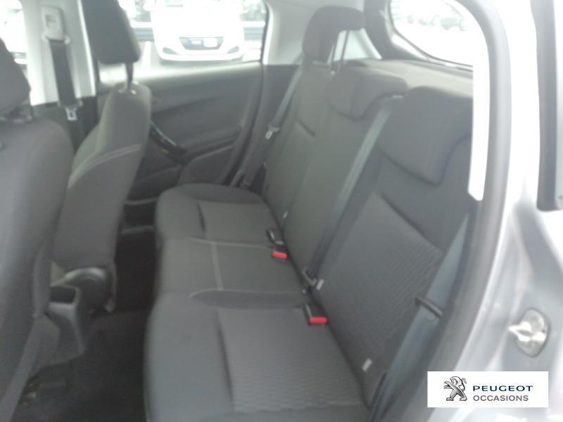 Peugeot 208 1.5 BlueHDi 100ch S&S Active Gris occasion à MAZAMET - photo n°8