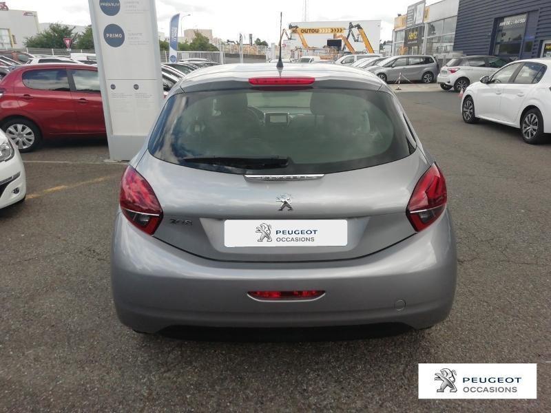 Peugeot 208 1.5 BlueHDi 100ch S&S Active Gris occasion à MAZAMET - photo n°6