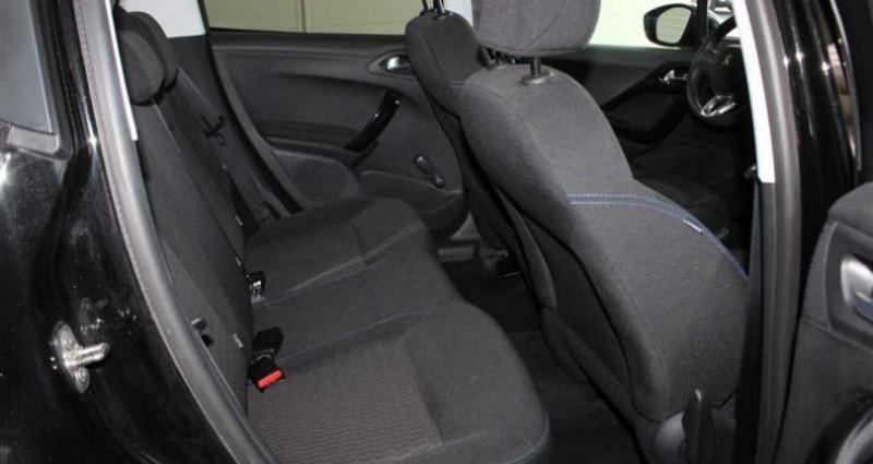 Peugeot 208 1.5 BlueHDi 100ch S&S BVM5 Signature Noir occasion à SAINT FULGENT - photo n°5