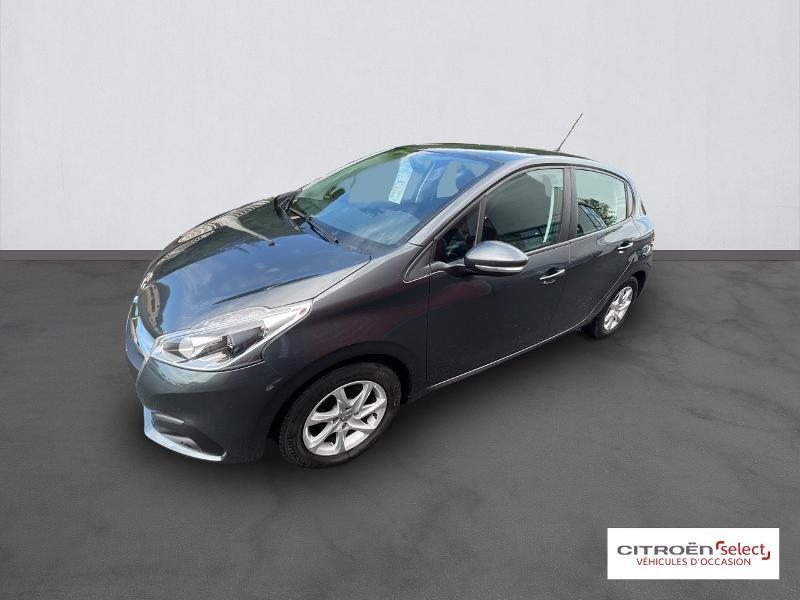Peugeot 208 1.6 BlueHDi 100ch Active 5p Gris occasion à Figeac