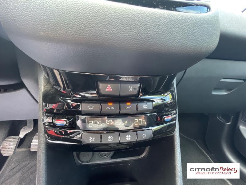 Peugeot 208 1.6 BlueHDi 100ch Active 5p Gris occasion à Figeac - photo n°14