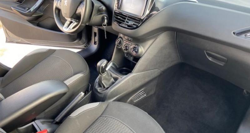 Peugeot 208 1.6 BLUEHDI 100CH ACTIVE BUSINESS S&S 5P Gris occasion à Tarcenay - photo n°6