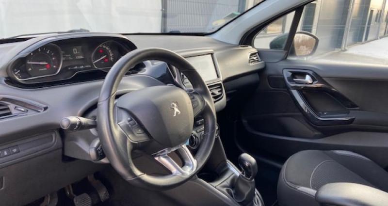 Peugeot 208 1.6 BLUEHDI 100CH ACTIVE BUSINESS S&S 5P Gris occasion à Tarcenay - photo n°3