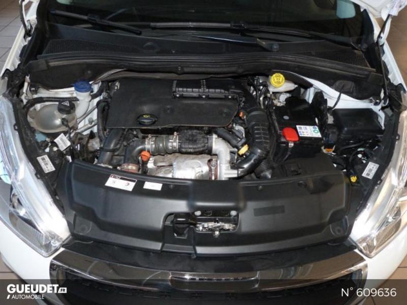 Peugeot 208 1.6 BlueHDi 100ch Allure 5p Blanc occasion à Meaux - photo n°13