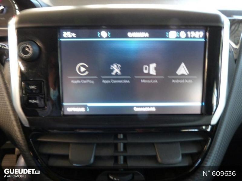 Peugeot 208 1.6 BlueHDi 100ch Allure 5p Blanc occasion à Meaux - photo n°20