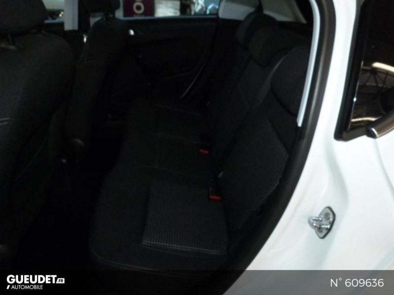 Peugeot 208 1.6 BlueHDi 100ch Allure 5p Blanc occasion à Meaux - photo n°11