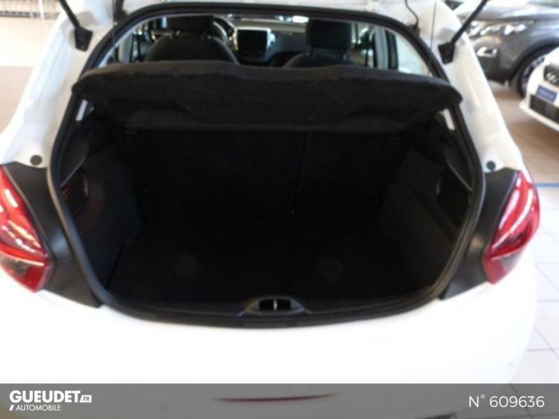 Peugeot 208 1.6 BlueHDi 100ch Allure 5p Blanc occasion à Meaux - photo n°7