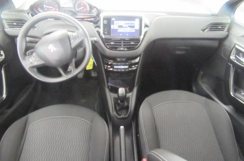 Peugeot 208 1.6 BlueHDi 100ch BVM5 Active Gris occasion à PLOERMEL - photo n°5
