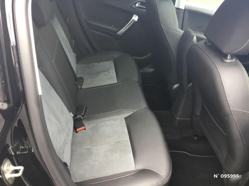 Peugeot 208 1.6 BlueHDi 100ch Féline 5p Gris occasion à Compiègne - photo n°5