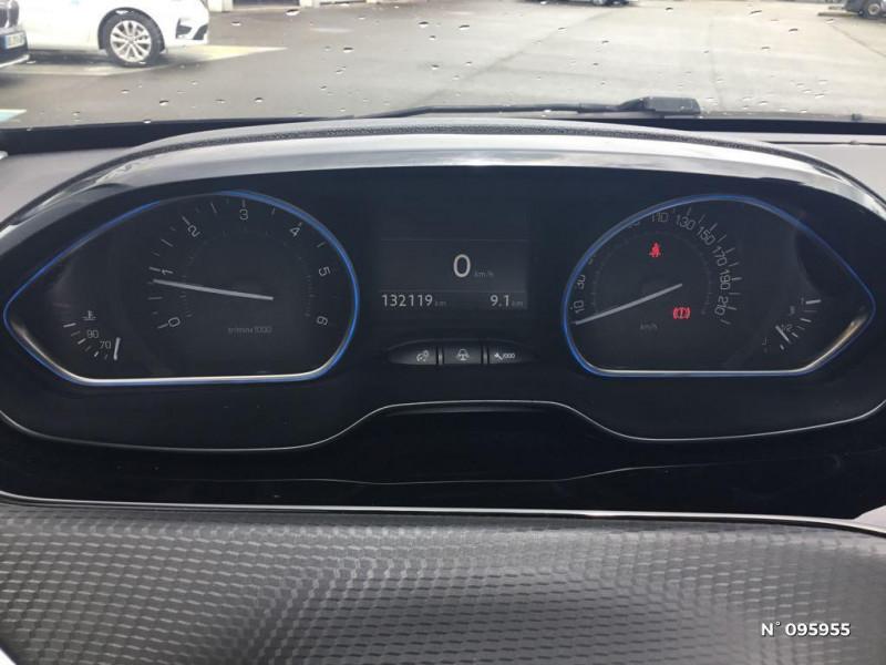 Peugeot 208 1.6 BlueHDi 100ch Féline 5p Gris occasion à Compiègne - photo n°12