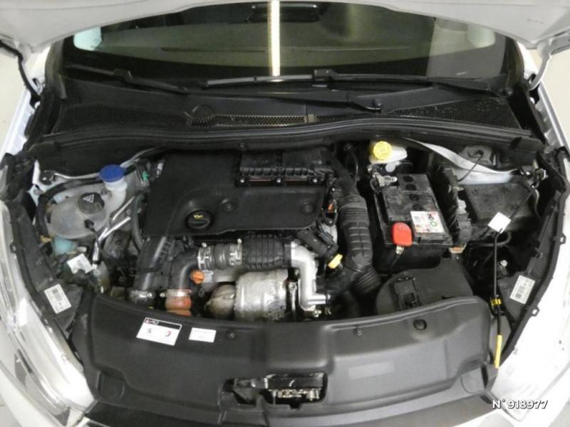 Peugeot 208 1.6 BlueHDi 75ch Active 5p Blanc occasion à Cesson - photo n°12