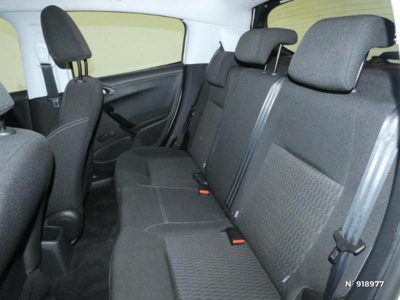 Peugeot 208 1.6 BlueHDi 75ch Active 5p Blanc occasion à Cesson - photo n°10