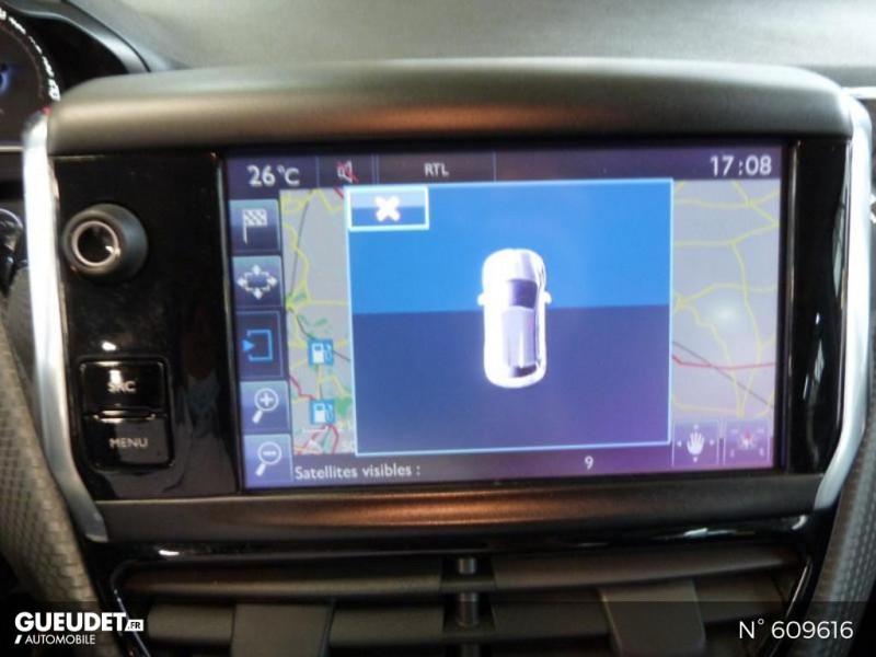 Peugeot 208 1.6 BlueHDi 75ch Business S&S 5p Blanc occasion à Meaux - photo n°15