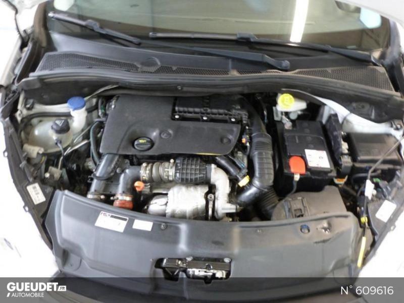 Peugeot 208 1.6 BlueHDi 75ch Business S&S 5p Blanc occasion à Meaux - photo n°18