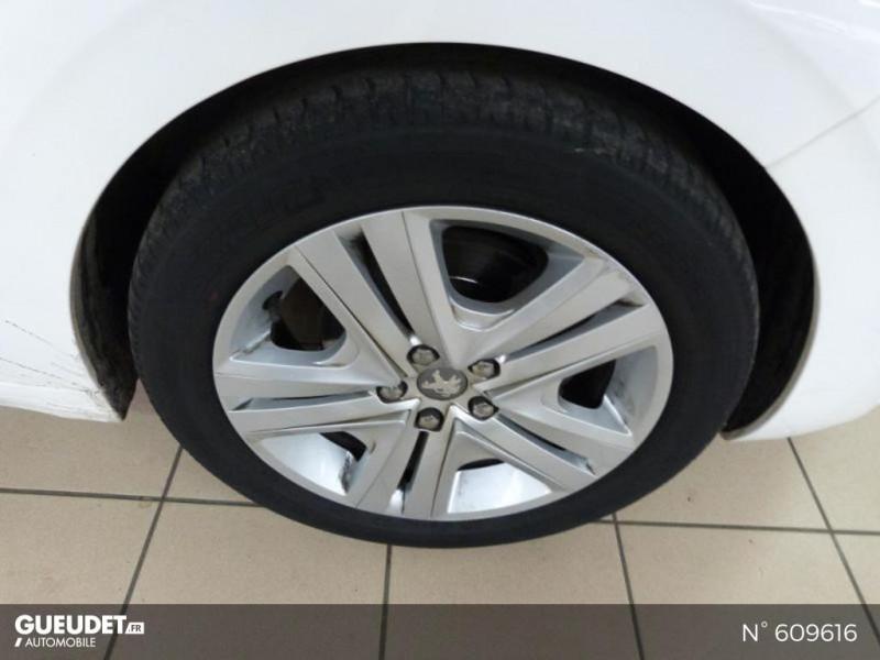 Peugeot 208 1.6 BlueHDi 75ch Business S&S 5p Blanc occasion à Meaux - photo n°19