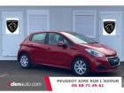 Peugeot 208 1.6 BlueHDi 75ch BVM5 Active Rouge 2016 - annonce de voiture en vente sur Auto Sélection.com
