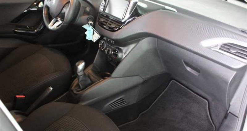 Peugeot 208 1.6 BlueHDi 75ch BVM5 Style 2 pl Gris occasion à SAINT FULGENT - photo n°2