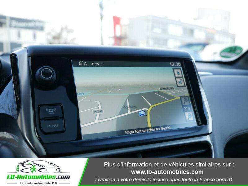 Peugeot 208 1.6 e-HDi 115 ch Bleu occasion à Beaupuy - photo n°5