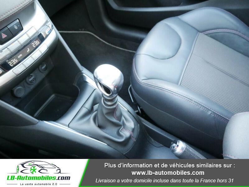Peugeot 208 1.6 e-HDi 115 ch Bleu occasion à Beaupuy - photo n°8