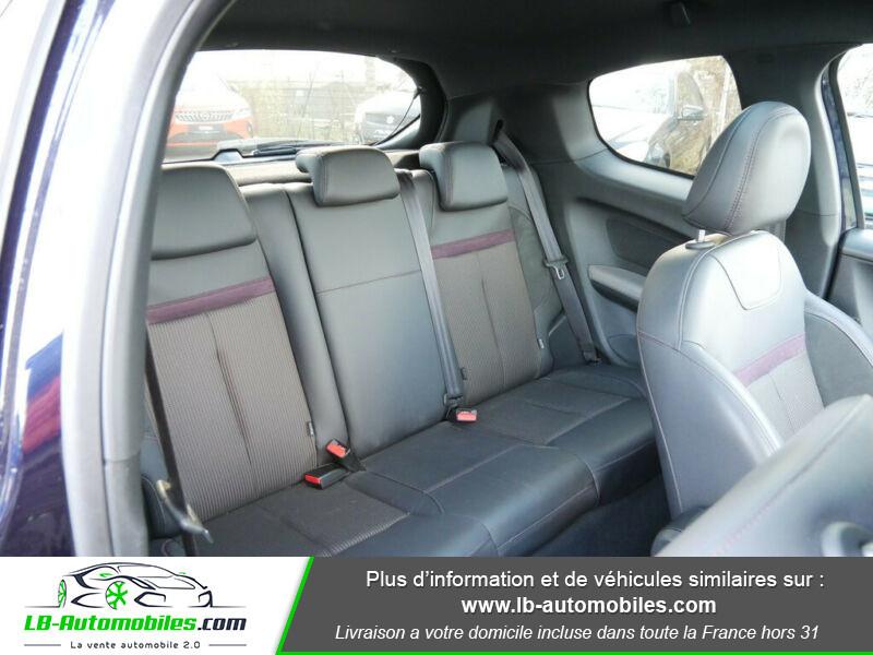 Peugeot 208 1.6 e-HDi 115 ch Bleu occasion à Beaupuy - photo n°4