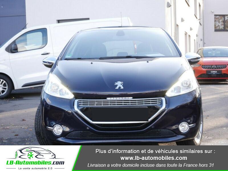 Peugeot 208 1.6 e-HDi 115 ch Bleu occasion à Beaupuy - photo n°12
