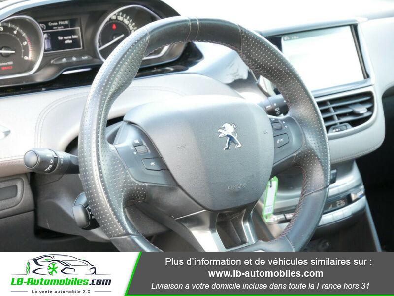 Peugeot 208 1.6 e-HDi 115 ch Bleu occasion à Beaupuy - photo n°11