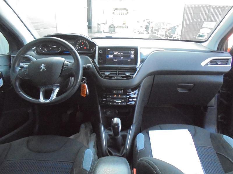 Peugeot 208 1.6 e-HDi FAP Business Pack 4cv 5p Gris occasion à Corbeil-Essonnes - photo n°11