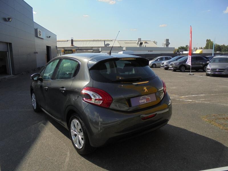 Peugeot 208 1.6 e-HDi FAP Business Pack 4cv 5p Gris occasion à Corbeil-Essonnes - photo n°5
