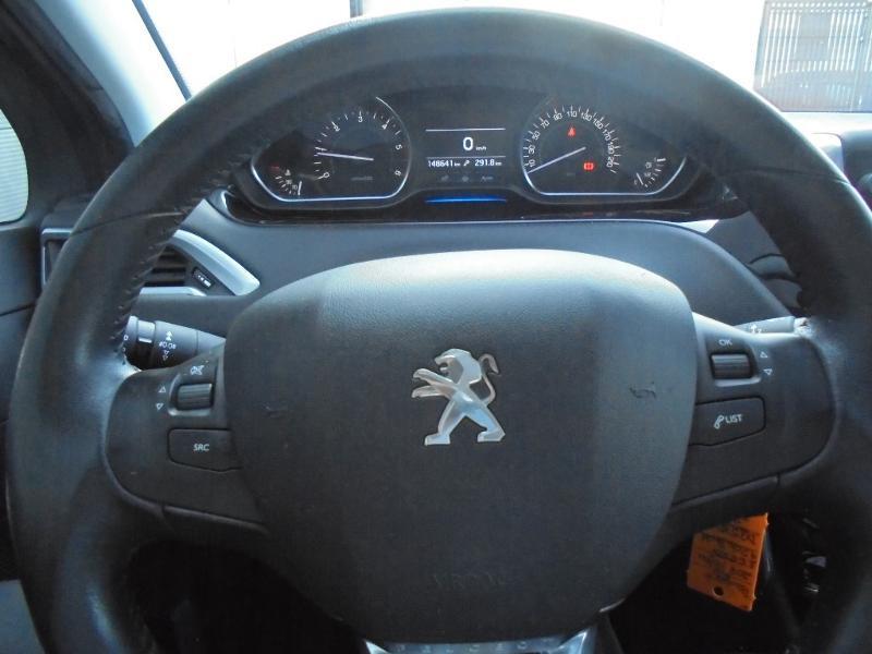 Peugeot 208 1.6 e-HDi FAP Business Pack 4cv 5p Gris occasion à Corbeil-Essonnes - photo n°16
