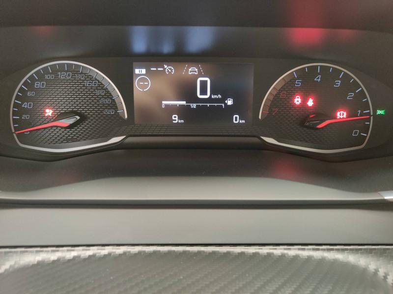 Peugeot 208 208 BlueHDi 100 S&S BVM6 Like 5p Gris occasion à Saint-Pierre-du-Mont - photo n°15