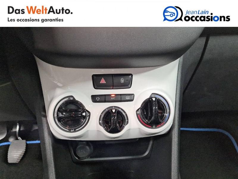 Peugeot 208 208 PureTech 68ch BVM5 Like 5p Gris occasion à La Motte-Servolex - photo n°14