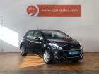 Peugeot 208 BlueHDi 100 CH  Active + GPS Noir à Lormont 33