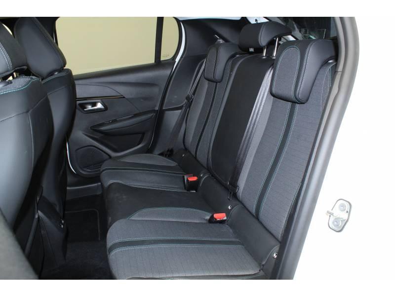 Peugeot 208 BlueHDi 100 S&S BVM6 Allure Blanc occasion à Saint-Pierre-du-Mont - photo n°9