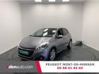 Peugeot 208 BlueHDi 100ch S&S BVM5 Signature Gris à Saint-Pierre-du-Mont 40