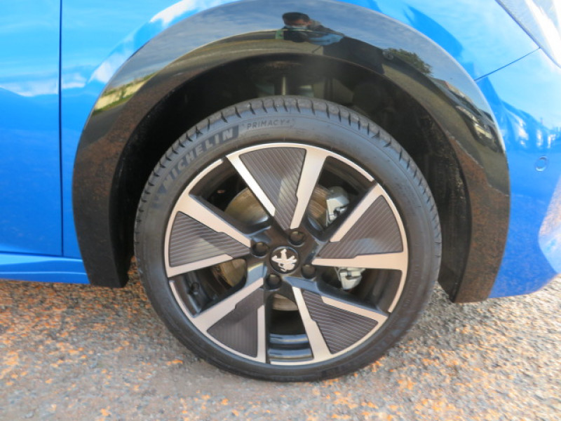 Peugeot 208 E-136CH GT Bleu occasion à Lormont - photo n°6