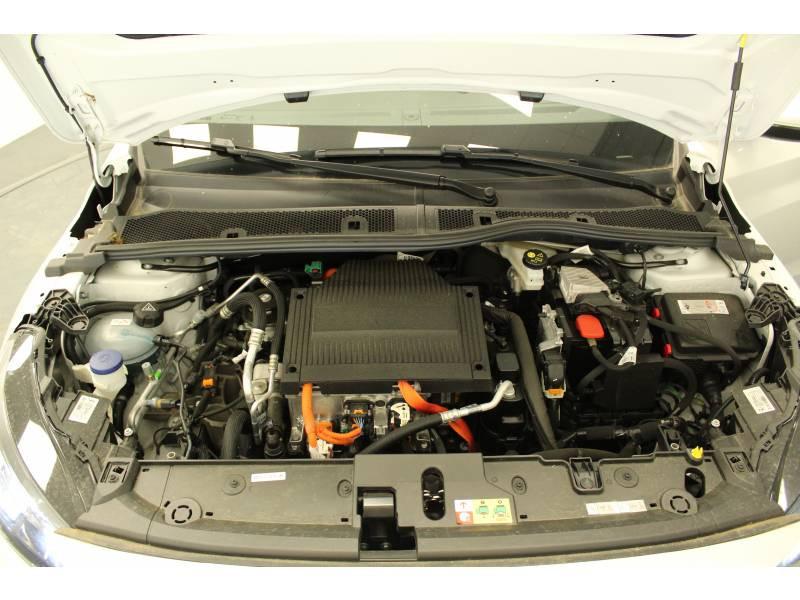 Peugeot 208 Electrique 50 kWh 136ch Allure Business Blanc occasion à Saint-Pierre-du-Mont - photo n°16