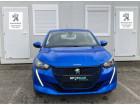 Peugeot 208 Electrique 50 kWh 136ch Allure Bleu 2021 - annonce de voiture en vente sur Auto Sélection.com