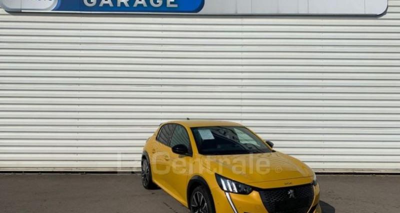 Peugeot 208 II 1.2 PURETECH 130 S&S 7CV GT LINE EAT8 Jaune occasion à Talange