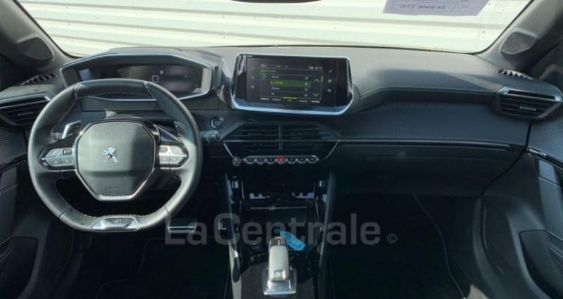 Peugeot 208 II 1.2 PURETECH 130 S&S 7CV GT LINE EAT8 Jaune occasion à Talange - photo n°5