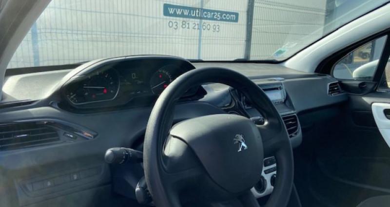Peugeot 208 LIKE 1.6 BLUEHDI 75 CH BVM5 Gris occasion à Tarcenay - photo n°4