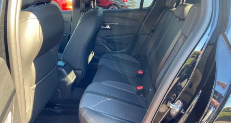 Peugeot 208 PureTech 100 SS BVM6 Allure Pack Noir occasion à GASSIN - photo n°6