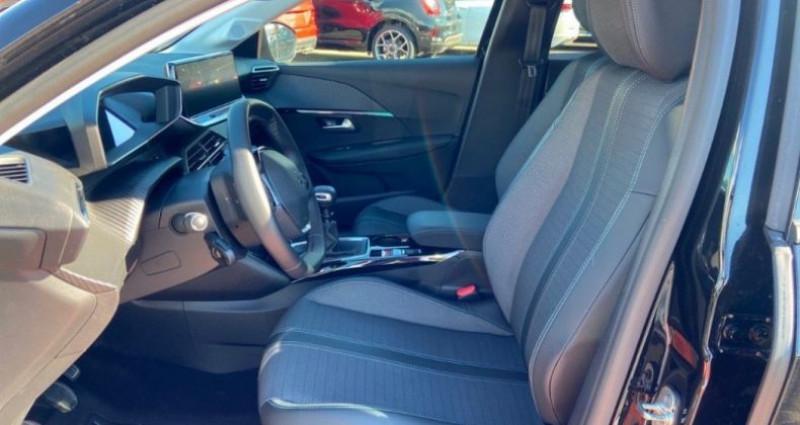 Peugeot 208 PureTech 100 SS BVM6 Allure Pack Noir occasion à GASSIN - photo n°5