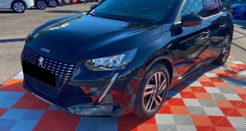 Peugeot 208 PureTech 100 SS BVM6 Allure Pack Noir occasion à GASSIN