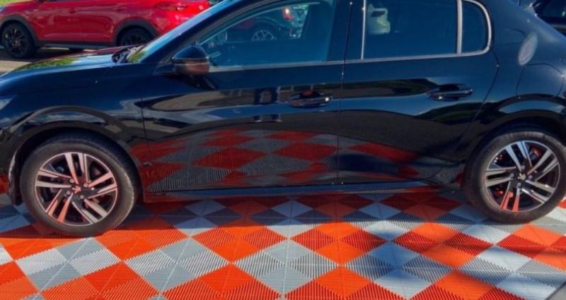 Peugeot 208 PureTech 100 SS BVM6 Allure Pack Noir occasion à GASSIN - photo n°4