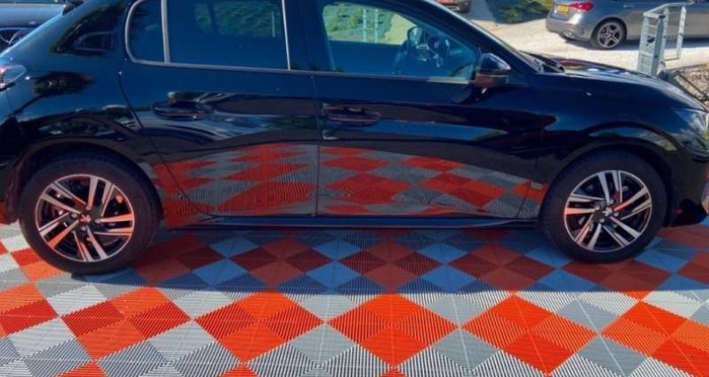 Peugeot 208 PureTech 100 SS BVM6 Allure Pack Noir occasion à GASSIN - photo n°3